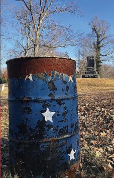 Messages From the American Trashcan, Bram Riddlebarger