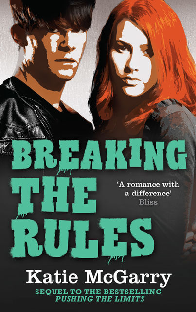 Breaking The Rules, Katie McGarry