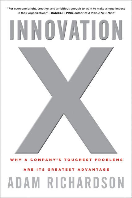 Innovation X, Adam Richardson
