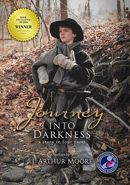 Journey into Darkness (Colored – 3rd Edition), J Arthur Moore