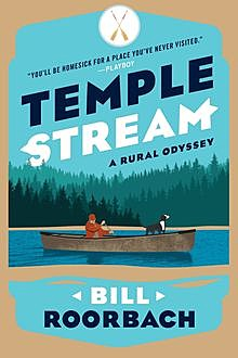 Temple Stream, Bill Roorbach