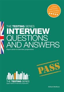 Interview Questions and Answers, Richard McMunn