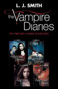 Vampire Diaries: The First Bite 4-Book Collection, L.J. Smith