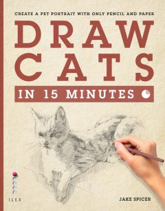 Draw Cats in 15 Minutes, Jake Spicer