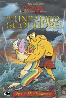 Epic Tales from Adventure Time: The Untamed Scoundrel, T.T. MacDangereuse