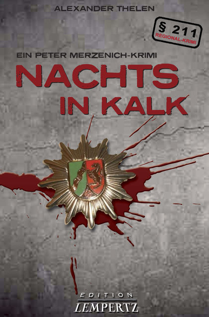 Nachts in Kalk, Gereon A. Thelen