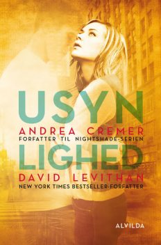 Usynlighed, David Levithan