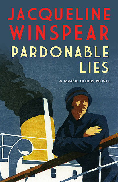 Pardonable Lies, Jacqueline Winspear