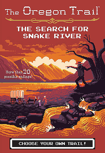 The Search for Snake River, Jesse Wiley