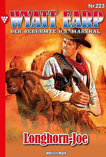 Wyatt Earp 223 – Western, William Mark