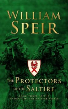 The Protectors of the Saltire, William Speir