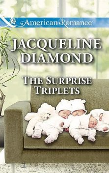 The Surprise Triplets, Jacqueline Diamond