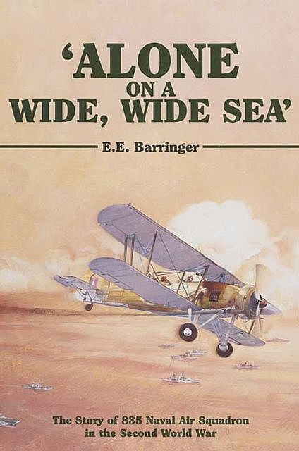 Alone on a Wide, Wide Sea, E.E. Barringer