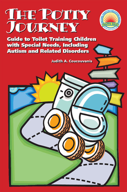 The Potty Journey, APRN, Judith A.Coucouvanis MA, BC