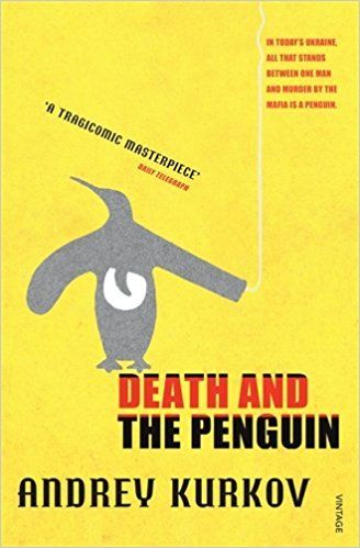 Death and the Penguin, Andrey Kurkov