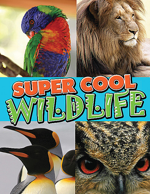 Super Cool Wildlife, Speedy Publishing