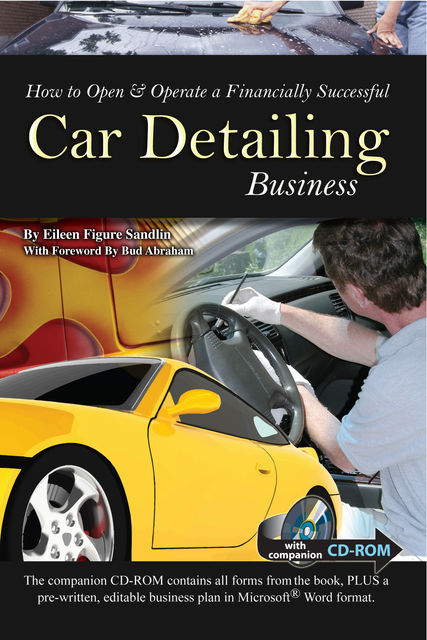 How to Open & Operate a Financially Successful Car Detailing Business, Eileen Sandlin