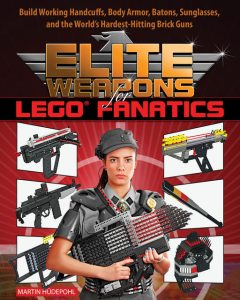 Elite Weapons for LEGO Fanatics, Martin Hüdepohl
