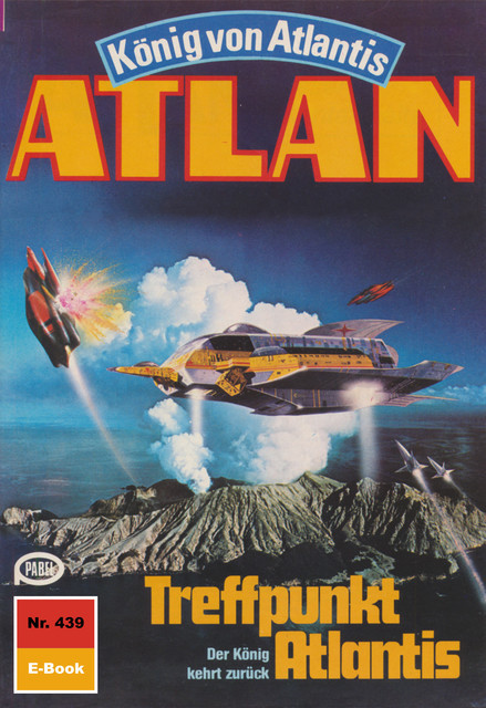 Atlan 439: Treffpunkt Atlantis, Detlev G. Winter
