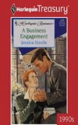 A Business Engagement, Jessica Steele