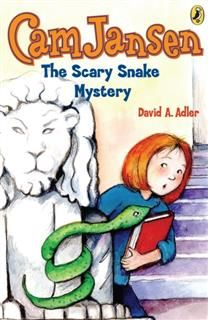 Cam Jansen: The Scary Snake Mystery #17, David Adler