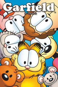 Garfield Vol. 3, Jim Davis, Mark Evanier
