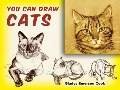 You Can Draw Cats, Gladys Emerson Cook