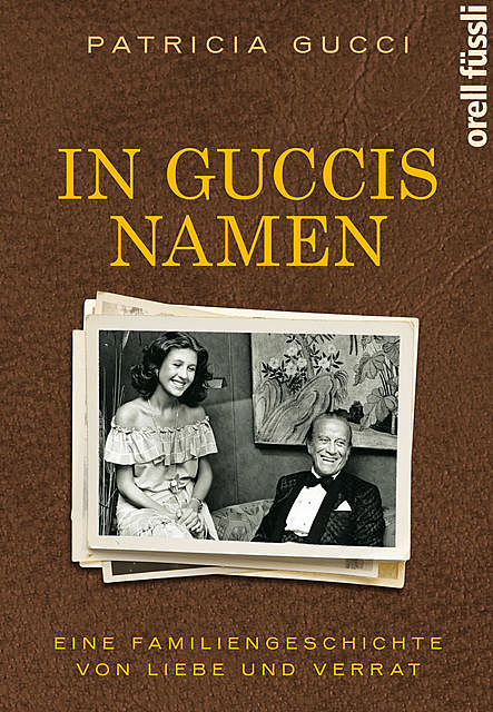 In Guccis Namen, Patricia Gucci