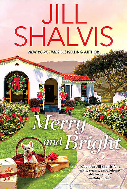 Merry and Bright, Jill Shalvis