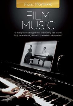 Piano Playbook: Film Music, Wise Publications