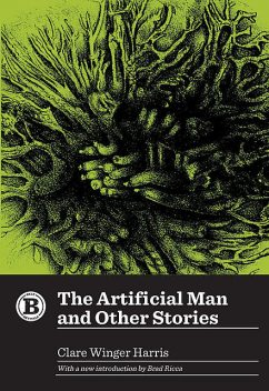 The Artificial Man and Other Stories, Clare Harris