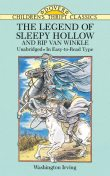 The Legend of Sleepy Hollow and Rip Van Winkle, Washington Irving