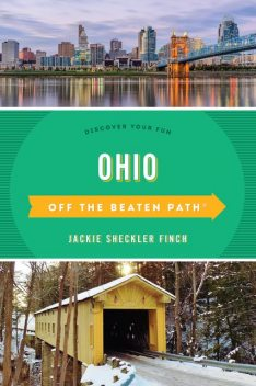 Ohio Off the Beaten Path, Jackie Sheckler Finch