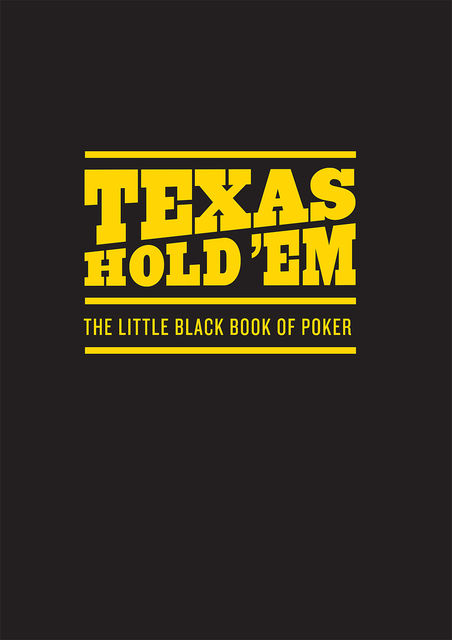 Texas Hold 'Em, Chronicle Books
