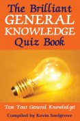 Ultimate General Knowledge Quiz Book, Kevin Snelgrove