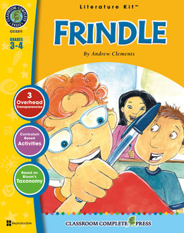 Frindle (Andrew Clements), Staci Marck
