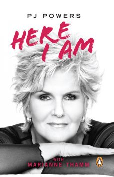 PJ Powers – Here I Am, Marianne Thamm