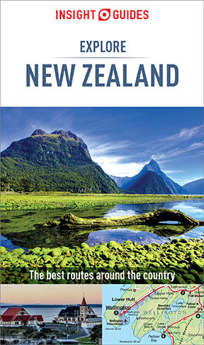 Insight Guides: Explore New Zealand, Insight Guides
