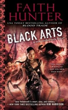 Black Arts, Faith Hunter