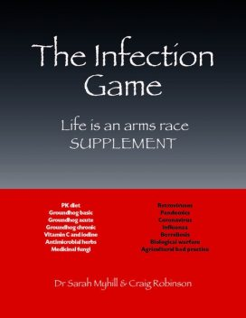 The Infection Game Supplement, Sarah Myhill, Craig Robinson