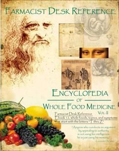 Farmacist Desk Reference Ebook 12, Whole Foods and topics that start with the letters T thru Z, Don Tolman
