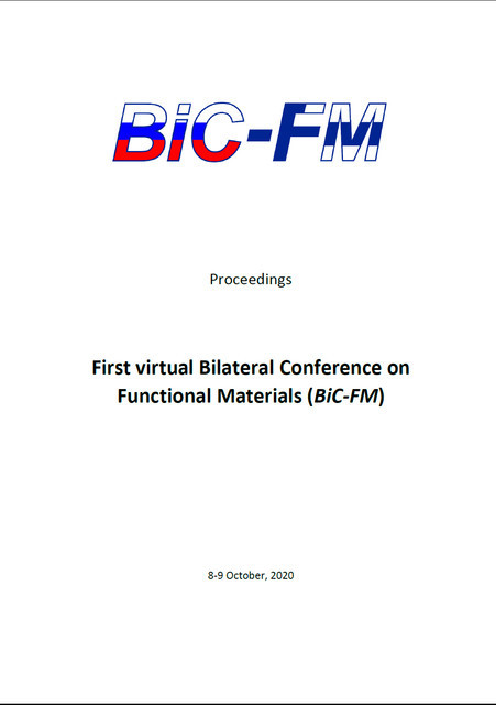 First virtual Bilateral Conference on Functional Materials (BiC-FM), Scientific committee