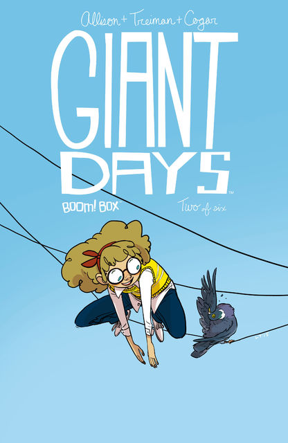 Giant Days #2, John Allison