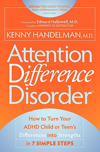 Attention Difference Disorder, Kenny Handelman