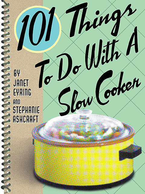101 Things To Do With a Slow Cooker, Stephanie Ashcraft, Janet Eyring