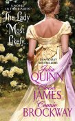 The Lady Most Likely, Julia Quinn, Connie Brockway, Eloisa James