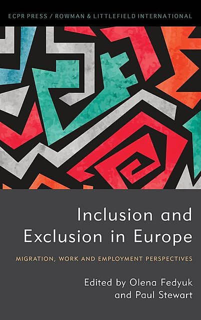 Inclusion and Exclusion in Europe, Paul Stewart, Olena Fedyuk