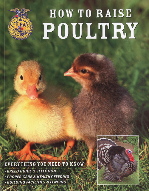 How to Raise Poultry, Christine Heinrichs