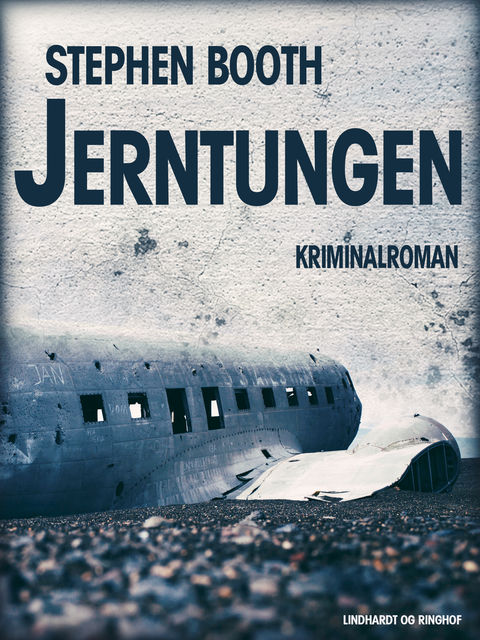 Jerntungen, Stephen Booth