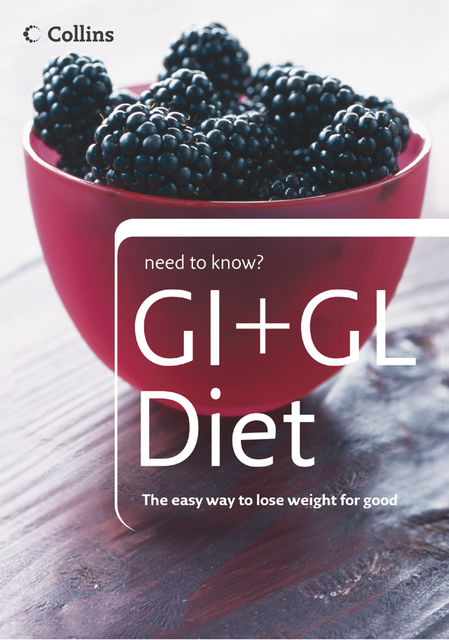 GI + GL Diet (Collins Need to Know?), Kate Santon